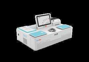 Intelligent workstation for platlet pooling STW6810IP-III
